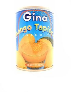 Gina Mango & Tapioca [Sago] Dessert [Ready To Eat] | Buy Online at the Asian Cookshop